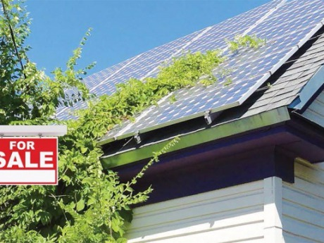 Buying a home with an existing PV system.