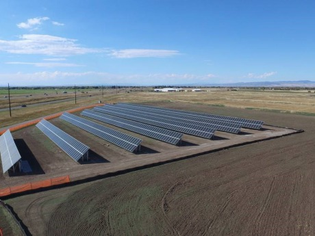 Montana began to see more large-scale solar in 2017