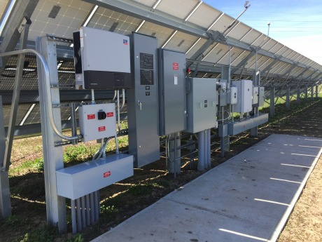 Inverters and electrical panels