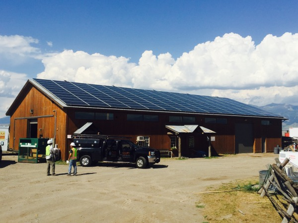 Solar Power in Belgrade, MT!