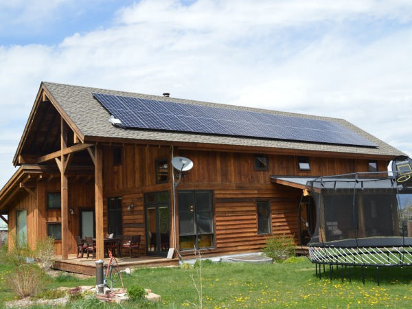 Solar for Back-up Power in the Gallatin Valley, MT!
