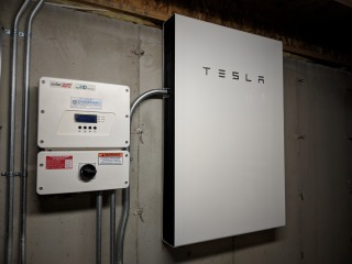 SolarEdge 7600H-US and Tesla Powerwall